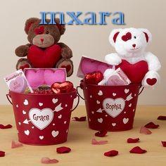 ly giấy valentine
